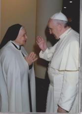madre and Pope